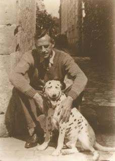 Eugene O'Neill, Cap d'Ail, France, 1929