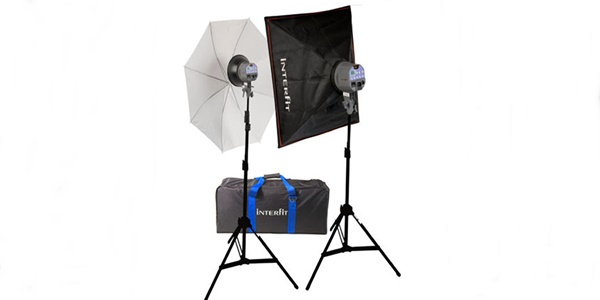 Interfit EXD200 Home Studio Kit