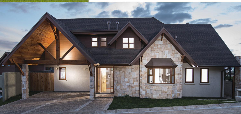 Casas de madera prefabricadas casa de madera - Construccion de casas prefabricadas ...