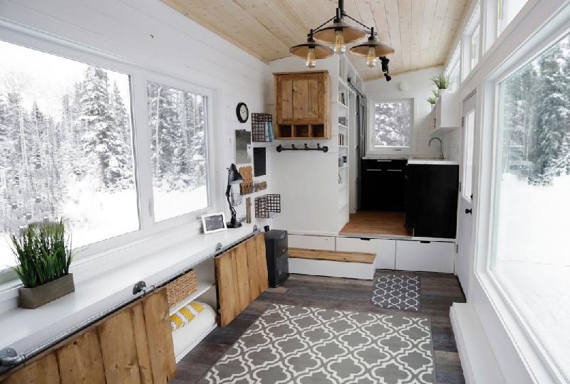 Mini case su ruote blog di arredamento e interni for Ruote arredamento