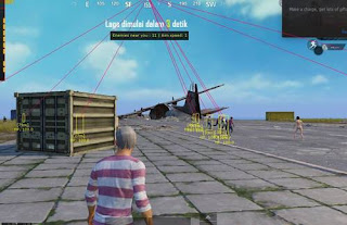 Link Download File Cheats PUBG Mobile Emulator 28 April 2019