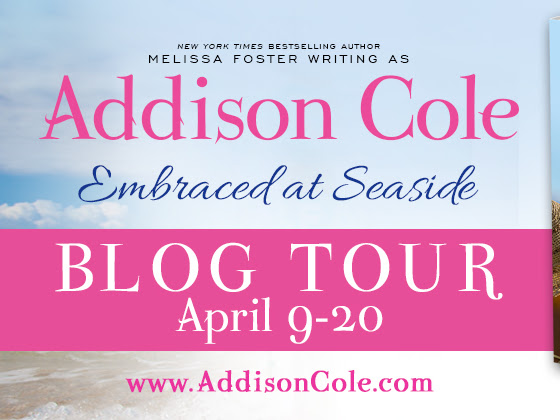 Embraced at Seaside by Addison Cole Review