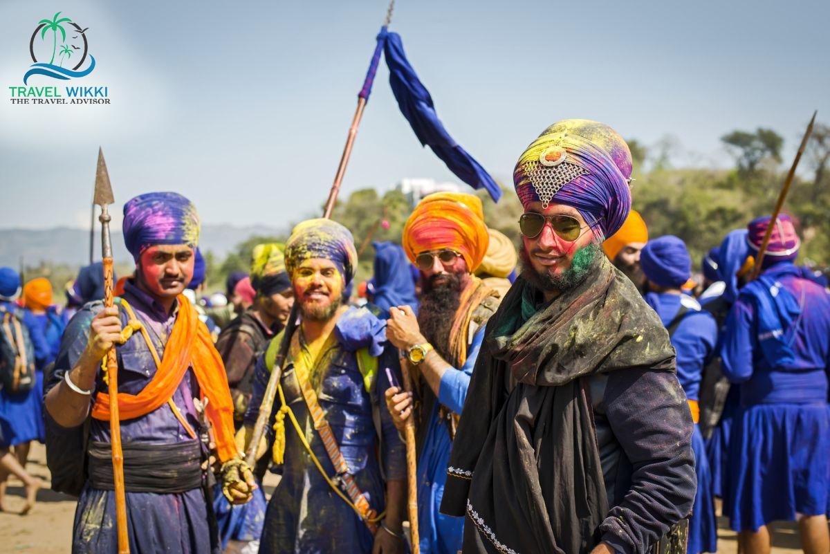 Warrior Holi punjab