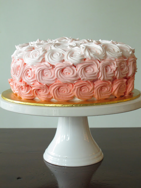 Revolving Cake Stand