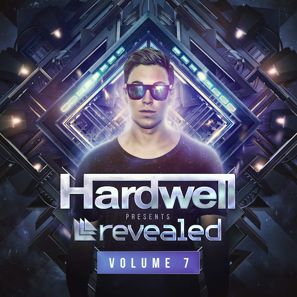 Hardwell - Hardwell presents Revealed, Vol. 7 Cover