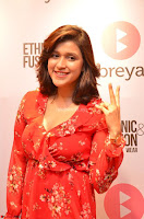 Mannara Chopra in deep neck Short red sleeveless dress Cute Beauty ~  Exclusive Celebrities Galleries 076.JPG