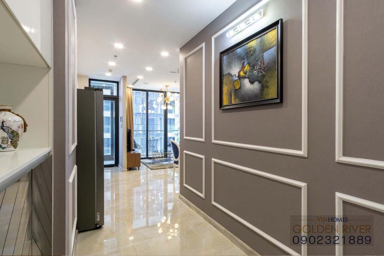 Vinhomes Golden River Aqua 1 cho thuê căn hộ 74m² - hình 8