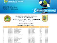 Download SOURCe Code Sistem Informasi Penerimaan Siswa Baru PPDB berbasis Web dengan PHP Mysql GRATIS