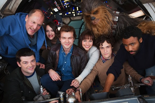 Han Solo Star Wars spin-off blasts into hyperspace