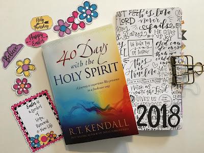 Lent 2018 Journal & Devotions