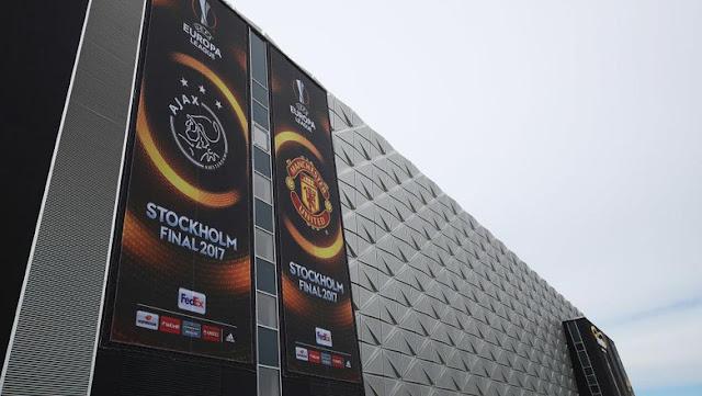Duel Ajax vs MU yang Kelima