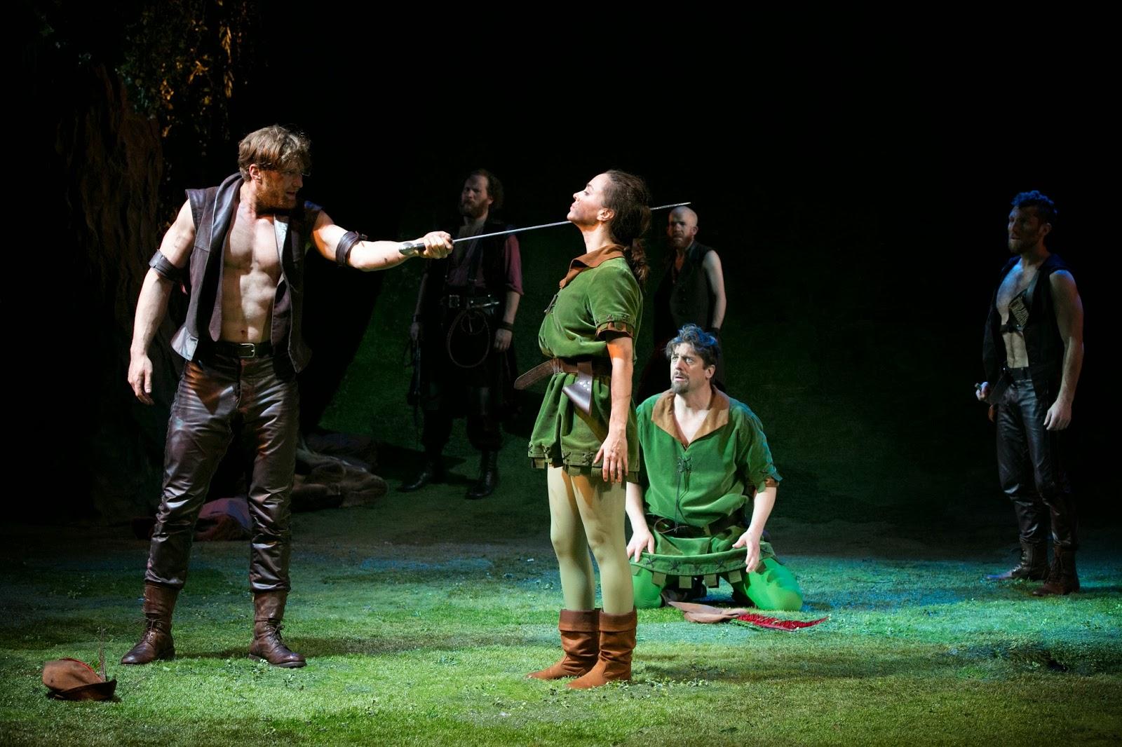 Robin Hood Spiel