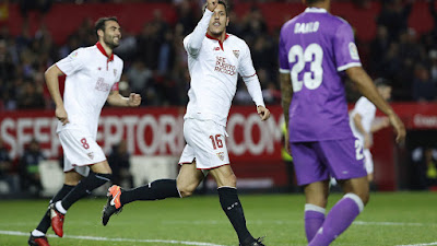 precedentes sevilla fc real madrid