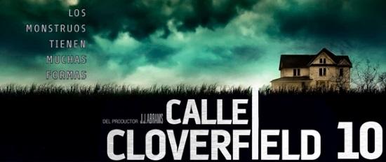 CALLE CLOVERFIELD 10, EL 18 DE MARZO EN CINES