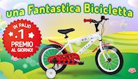 Logo Con i prodotti Pampers vinci ogni giorno una fantastica bicicletta