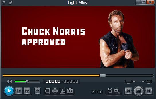 Light Alloy - Ελαφρύς και παντοδύναμος Multimedia Player