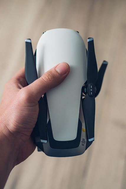 Gear of the Week #GOTW KW 05  DJI Mavic Air  Die perfekte Reisedrohne  Mavic-Air-Test  Gear-Review Mavic-Air 02