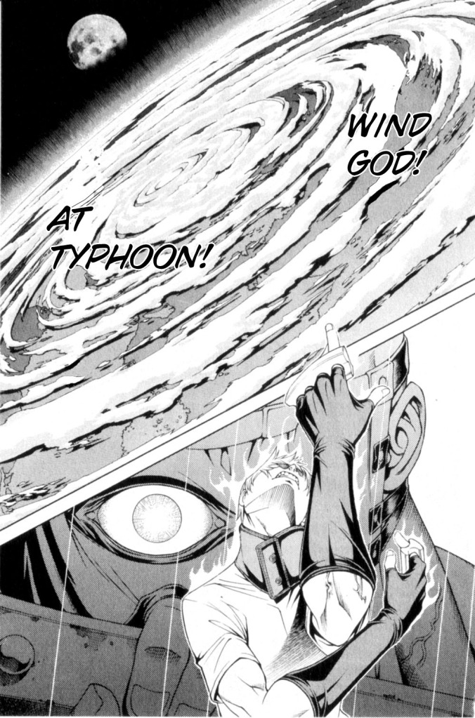 Air Gear Chap 073