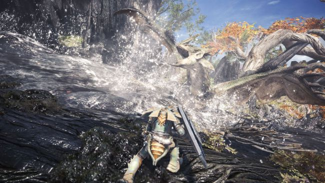 Monster Hunter: World Is Pulled From China After Just A Couple Of Days