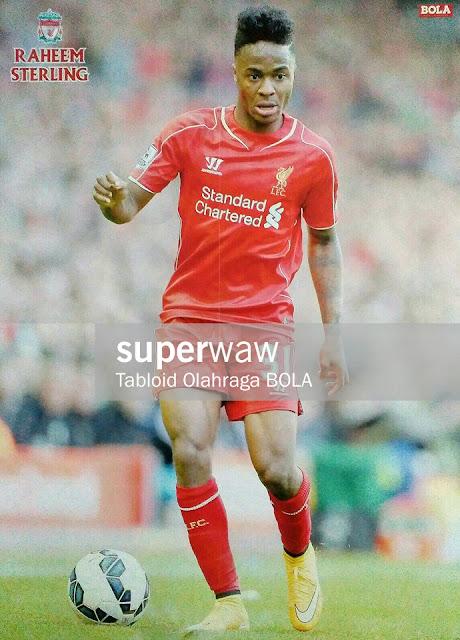 Raheem Sterling Liverpool 2014