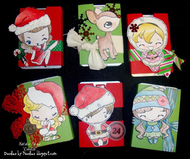 http://www.doodlecraftblog.com/2011/11/gum-advent-calendars.html