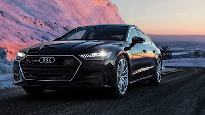 Carshighlight.com - Audi A7 2019 Review