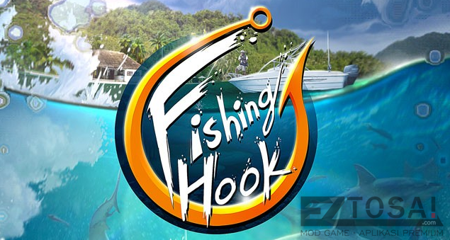 Game Fishing Hook Kail Pancing Mod Apk