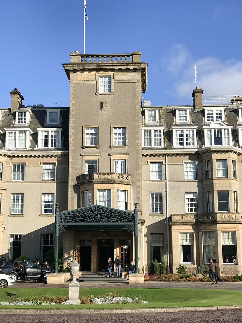 Gleneagles Hotel Birnam Brasserie Brunch Review | Colours and Carousels - Scottish Lifestyle, Beauty and Fashion blog