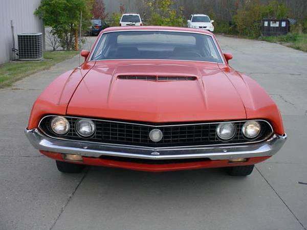 1970 Ford Torino GT   Auto Restorationice