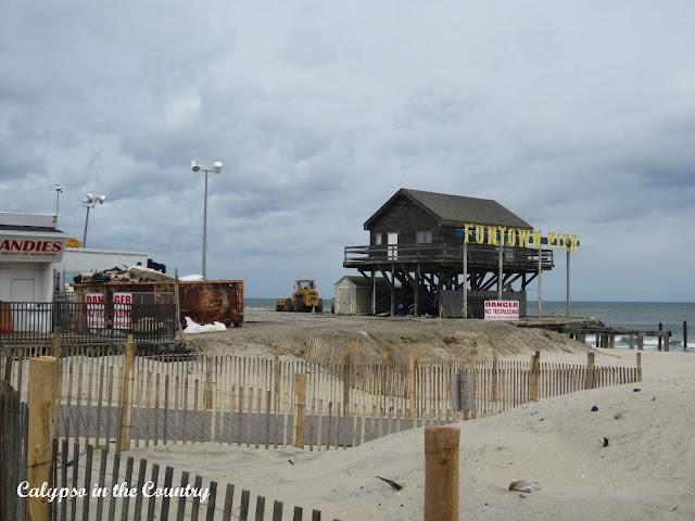 Funtown Pier