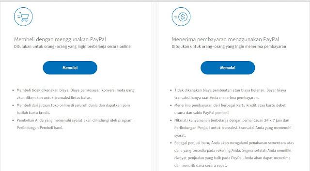 Cara Membuat Akun Paypal (Lengkap dan Terbaru)