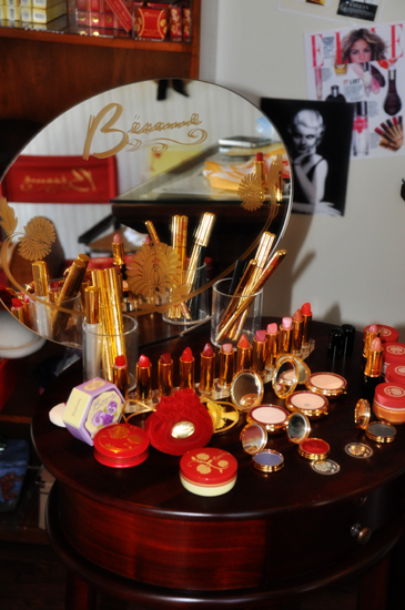 Besame Cosmetics by Lady by Choice