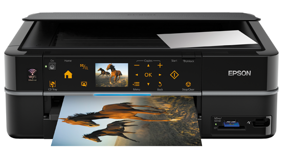 Epson Stylus Photo TX720WD Driver Download