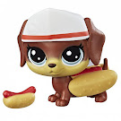 Littlest Pet Shop Series 3 Hungry Pets Slugger Longround (#3-84) Pet