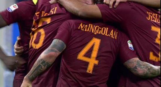 Inter Roma 1-3: La Roma espugna San Siro e dimostra di essere una delle squadre più in forma del Campionato. Pagelle, Commento, Tabellino a cura di Carlo Sacchetti
