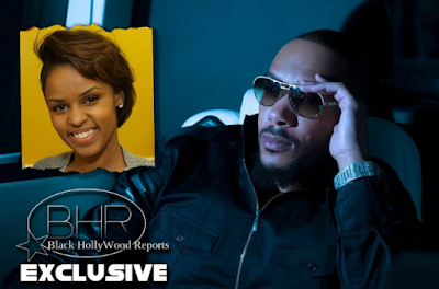 Baby Mother Of Lyfe Jennings (Joy Bounds) Places A Restraining Order On Him !!!