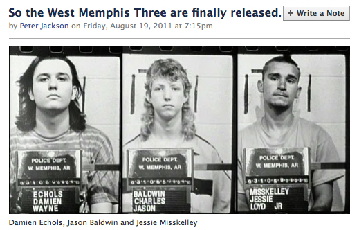 essay with your rest of the world memphis three