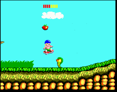 Wonder Boy Full Version