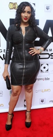 P67A9945 Red carpet photos from 2014 Nigeria Entertainment Awards