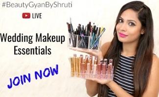 Makeup Essentials for Wedding Season   BeautyGyanByShruti
