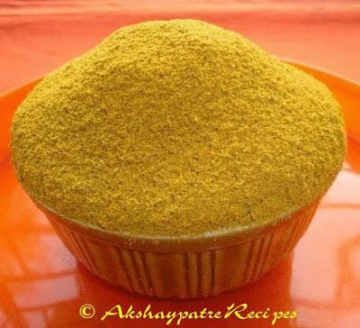 South Indian sambar masala image