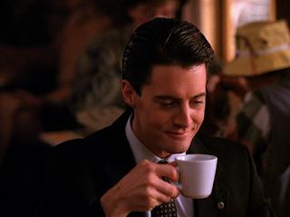 TWIN PEAKS - L' Agente Dale Cooper ci spiega come fare un caffè  dannatamente