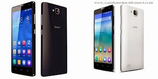 Harga Dan Spesifikasi Huawei Honor 3C Terbaru, System Operasi Android v4,2,2 JellyBean