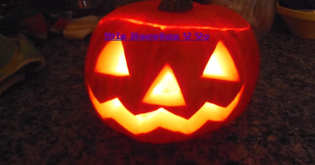 Halloween Recetas Y Mis YoCalabaza Para 1cJlKTF3
