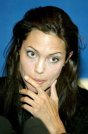 Kim Kardashian Married Angelina Jolie Without Makeup 2011