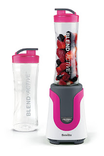 Portable bottle blender, Breville VBL134 Blend Active Personal Blender 300W £15.99