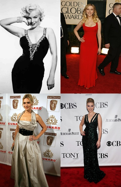 5 Body Shapes for women  Which one is you ? ~ Pose Pros