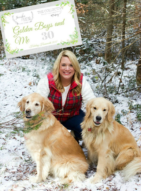 Golden Boys and Me Holiday Home Tour