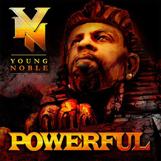 Young Noble - Powerful (2016) - Album Download, Itunes Cover, Official Cover, Album CD Cover Art, Tracklist