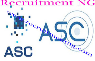 Several Available Job Vacancies At ASC Nigeria Ltd (Oil Servicing/ Offshore Energy/Up And Down Stream)